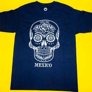 Other - Mexico Sugar Skull Short Sleeve (M)